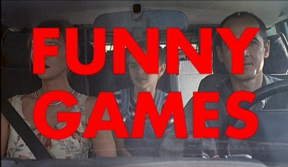 ファニーゲーム タイトル