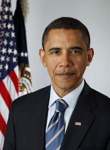 Official Portrait of Barack Obama