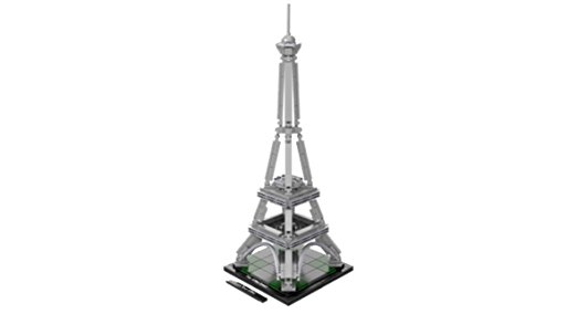 エッフェル塔のレゴアーキテクチャー