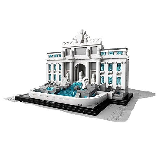 トレヴィの泉のレゴアーキテクチャー