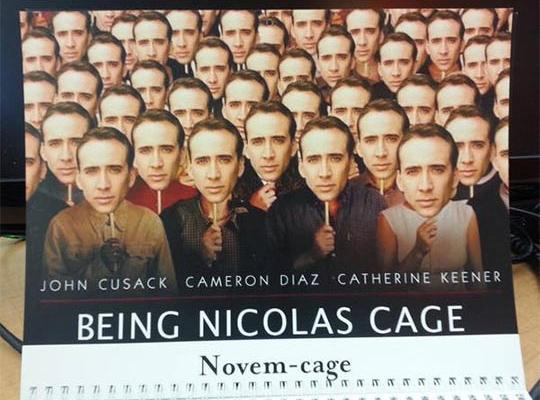 Novem-cage