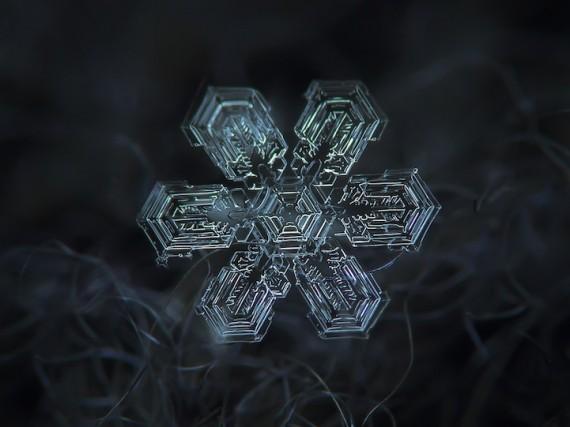 Alexey Kljatov雪の結晶5