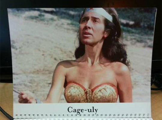 Cage-uly