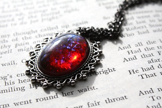 Fire Stone - Dragon's Breath Opal