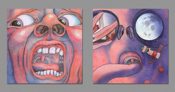King Crimson – Court Of The Crimson King