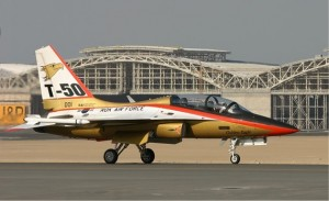 The T-50 Golden Eagle_