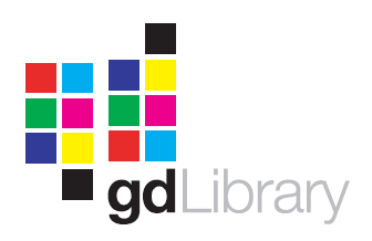 gd Libraryロゴ