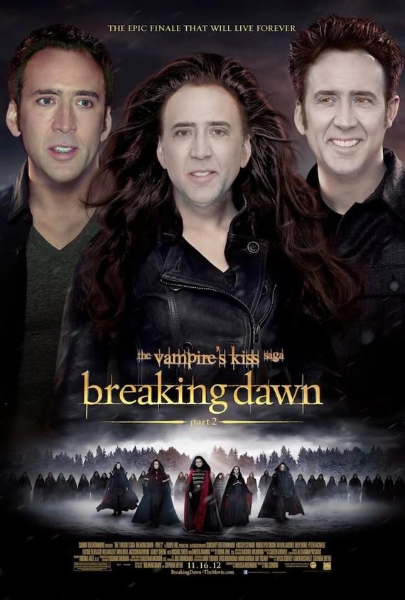 ニコラスとbreaking dawn