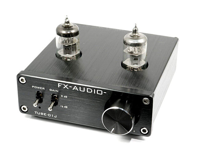 FX-AUDIO- TUBE-01J