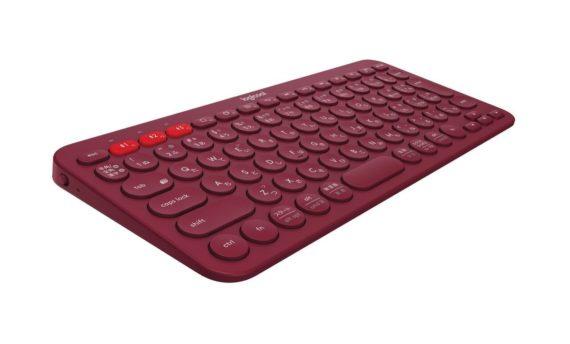 LogicoolのBluetoothキーボード