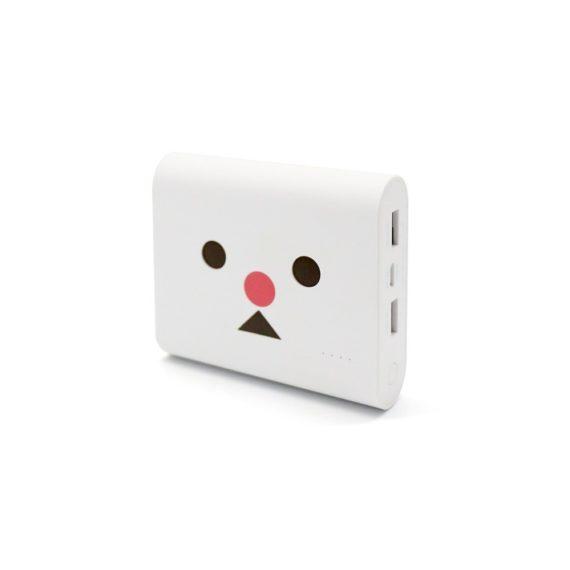 DANBOARD モバイルバッテリー(スノーマンホワイト)