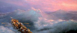 ロシア海洋画家 Ivan Aivazovsky