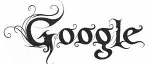 メタルバンド風IT企業ロゴ